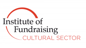 The logo of the Institute of Fundraising Cultural Sector Network