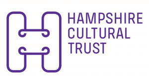 The logo of Hampshire Cultural Trust