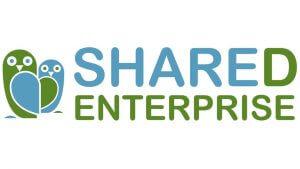 The logo of SHARED Enterprise