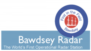 The logo of Bawdsey Radar