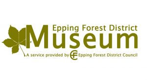 The logo of Epping Forest District Museum