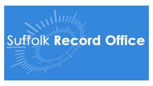 The logo of Suffolk Record Office