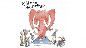 The logo for Kids In Museums