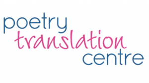 The logo for Poetry Translation Centre