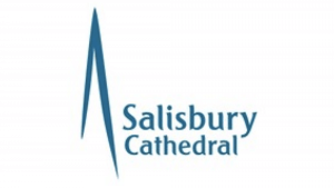 The logo of Salisbury Cathedral