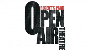 The logo of Regent's Park Open Air Theatre